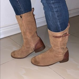 UGG suede boots size 9